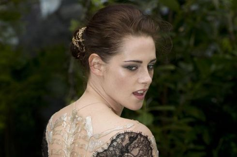 Kristen would like you to see the back too